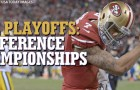 NFL Championship Weekend: Voodoo & Mike P's Preview