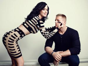 Why the long face Katy?  You can do so much better JJ!